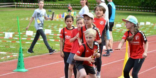 Kila-Sportfest vom 18. Mai 2019 im Wiesbadener Tageblatt!