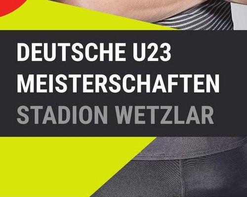 Vorschau: DM U23 und Staffeln