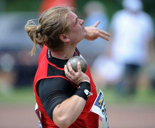 U23-DM, 1. Tag: Frankfurter Sprinterinnen siegen mit Rekord – Platz zwei für Kranz und Bienenfeld