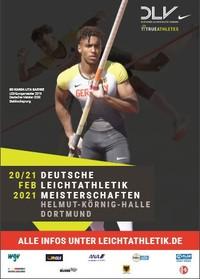 Deutsche Meisterschaften an diesem Wochenende in Dortmund
